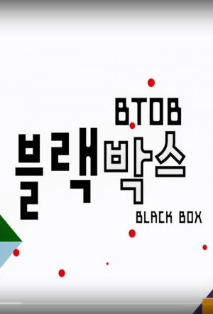 Affiche BTOB Black Box