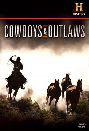 affiche Cowboys & Outlaws