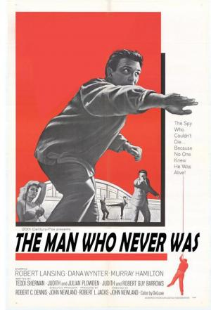 affiche The Man Who Never Was