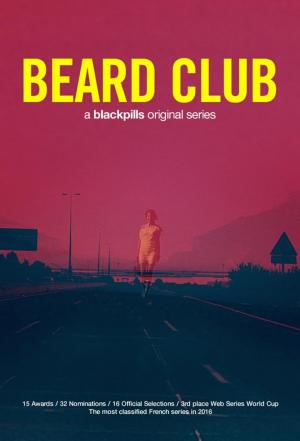 Affiche Beard Club