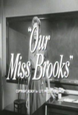 Affiche Our Miss Brooks