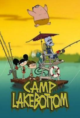 Affiche Camp Lakebottom