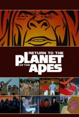 Affiche Return to the Planet of the Apes