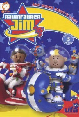Affiche Jim l'astronaute