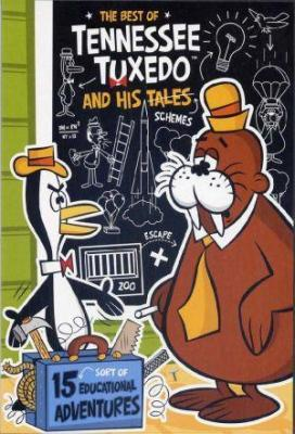 Affiche Tennessee Tuxedo and His Tales