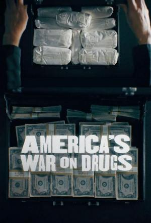 affiche America's War on Drugs