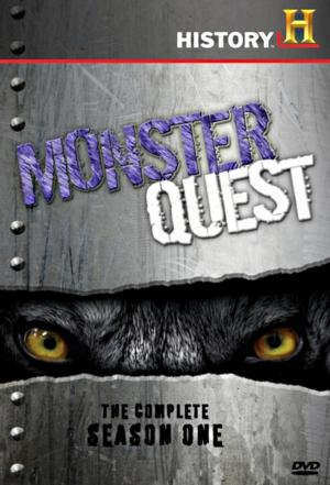 affiche Monster Quest