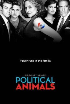 Affiche Political Animals