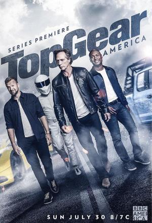 Affiche Top Gear America