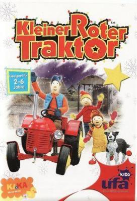 Affiche Little Red Tractor