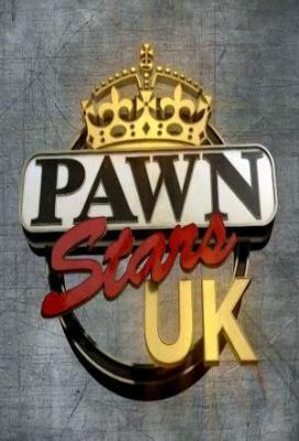 affiche Pawn Stars UK