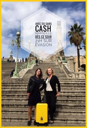 Affiche Avec ou sans cash