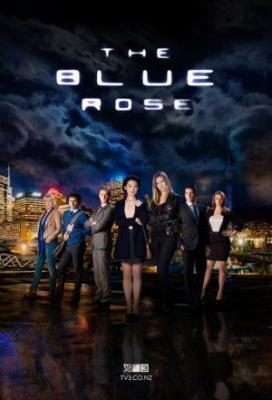 Affiche The Blue Rose