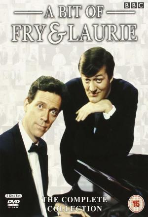 Affiche A Bit of Fry & Laurie