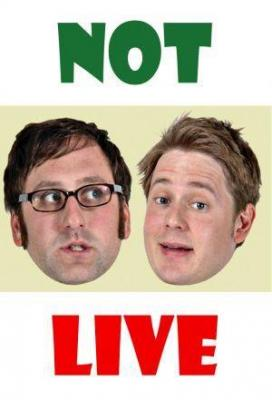 Affiche Tim and Eric Not Live