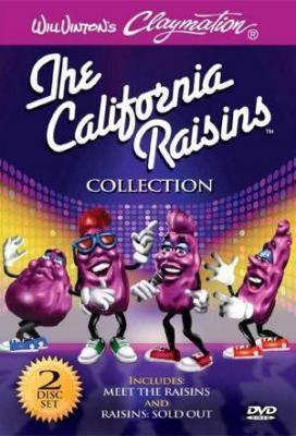 Affiche The California Raisin Show