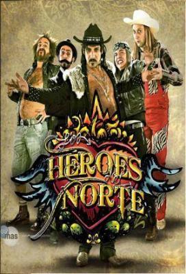 Affiche Los heroes del norte