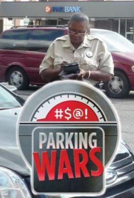 Affiche Parking Wars