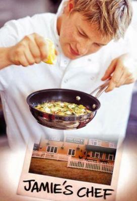 Affiche Jamie's Chef