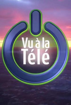 affiche Vu à la télé