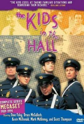Affiche The Kids in the Hall