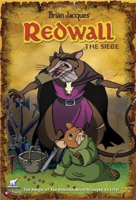 Affiche Brian Jacques' Redwall