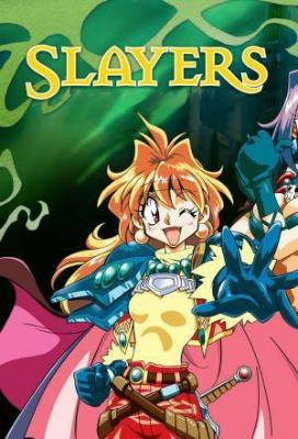 Affiche Slayers