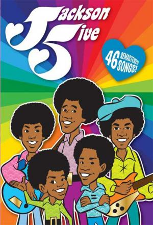 affiche The Jackson 5ive