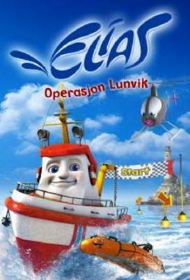 Affiche Elias - The little rescue boat