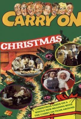 Affiche Carry On Christmas Specials
