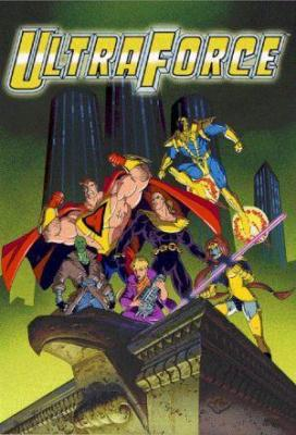 Affiche UltraForce