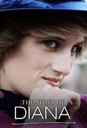 affiche The Story of Diana