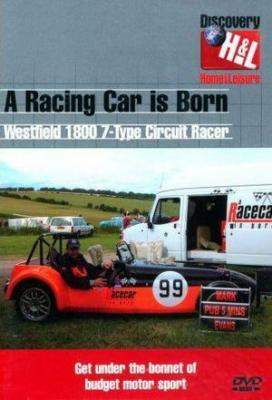 Affiche A Racing Car Is Born