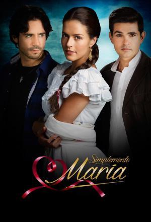 Affiche Simply María