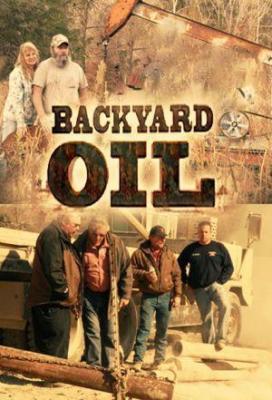 Affiche Backyard Oil