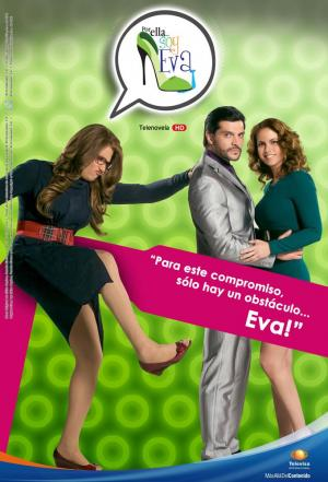 Affiche Me, Her... and Eva!