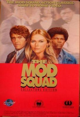 Affiche The Mod Squad