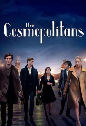Affiche The Cosmopolitans