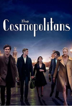 Affiche The Cosmopolitans