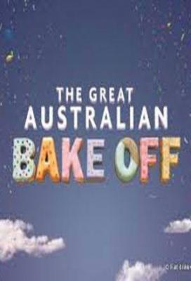 Affiche The Great Australian Bake Off