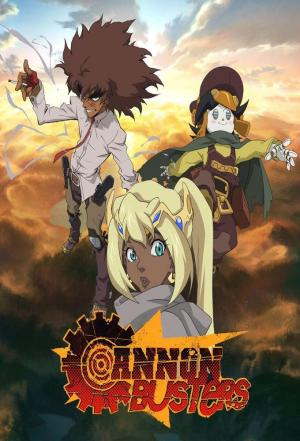 Affiche Cannon Busters