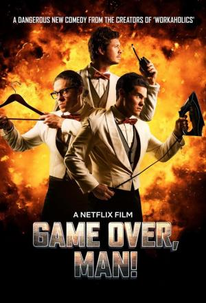 Affiche Game Over, Man!