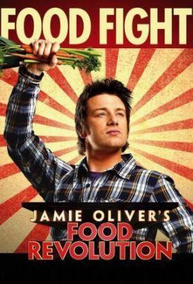 Affiche Jamie Oliver's Food Revolution