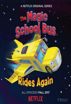 Affiche Les Nouvelles Aventures du bus magique