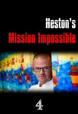 Affiche Heston's Mission Impossible