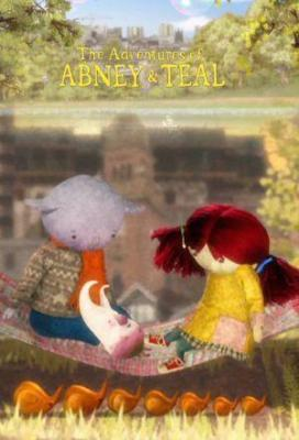 Affiche The Adventures of Abney & Teal