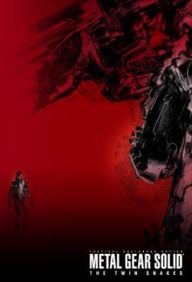 Affiche Metal Gear