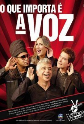 Affiche The Voice Brasil