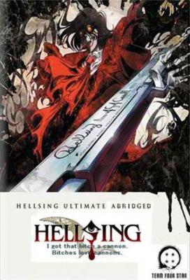 Affiche Hellsing Ultimate Abridged