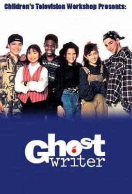 Affiche Ghostwriter